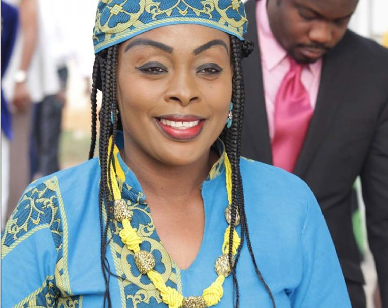 Who is Hammer? - Akosua Agyepong asks