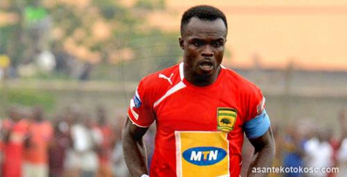 Asante Kotoko captain Amos Frimpong expresses belief in club's new signings