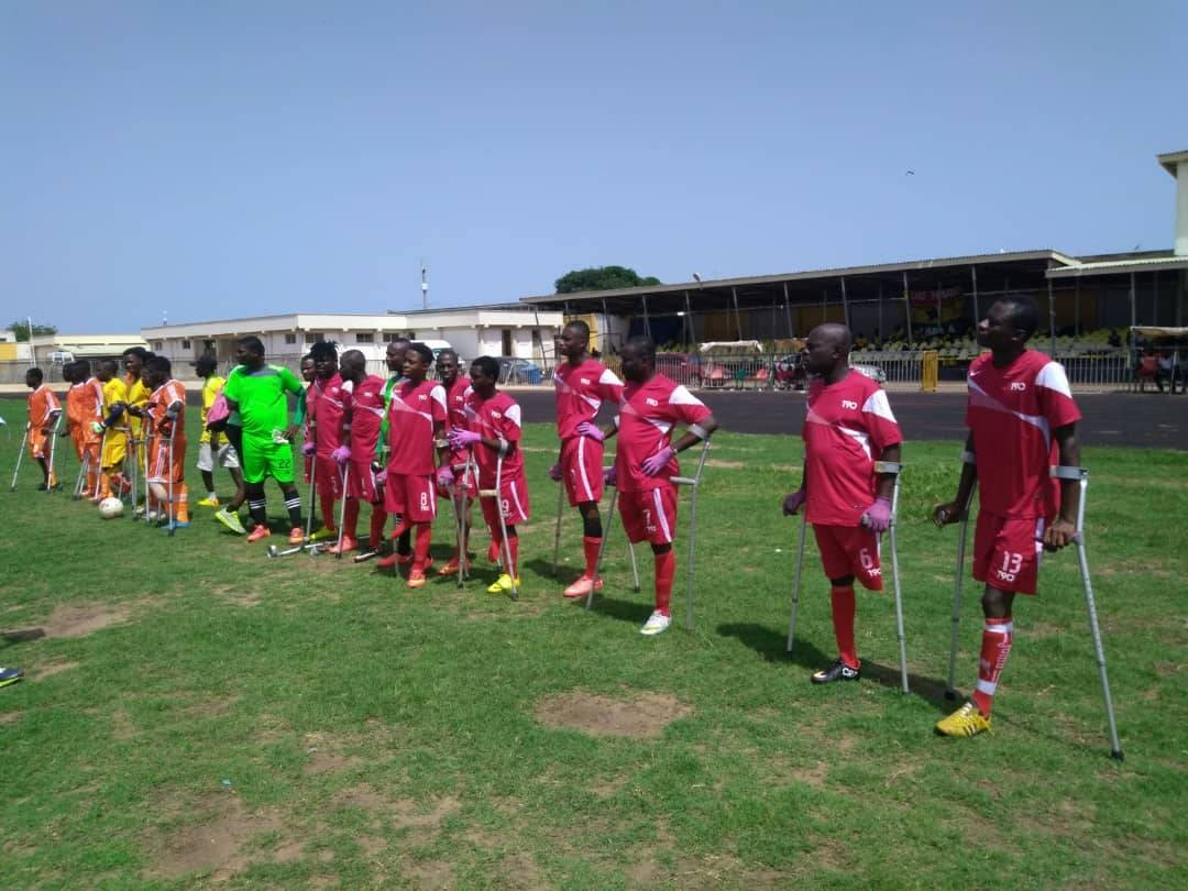 Wk 3 of the 2018 Amputee League wrap up: Gye Nyame FC, Our Hope FC record another win as Ayawaso FC sink