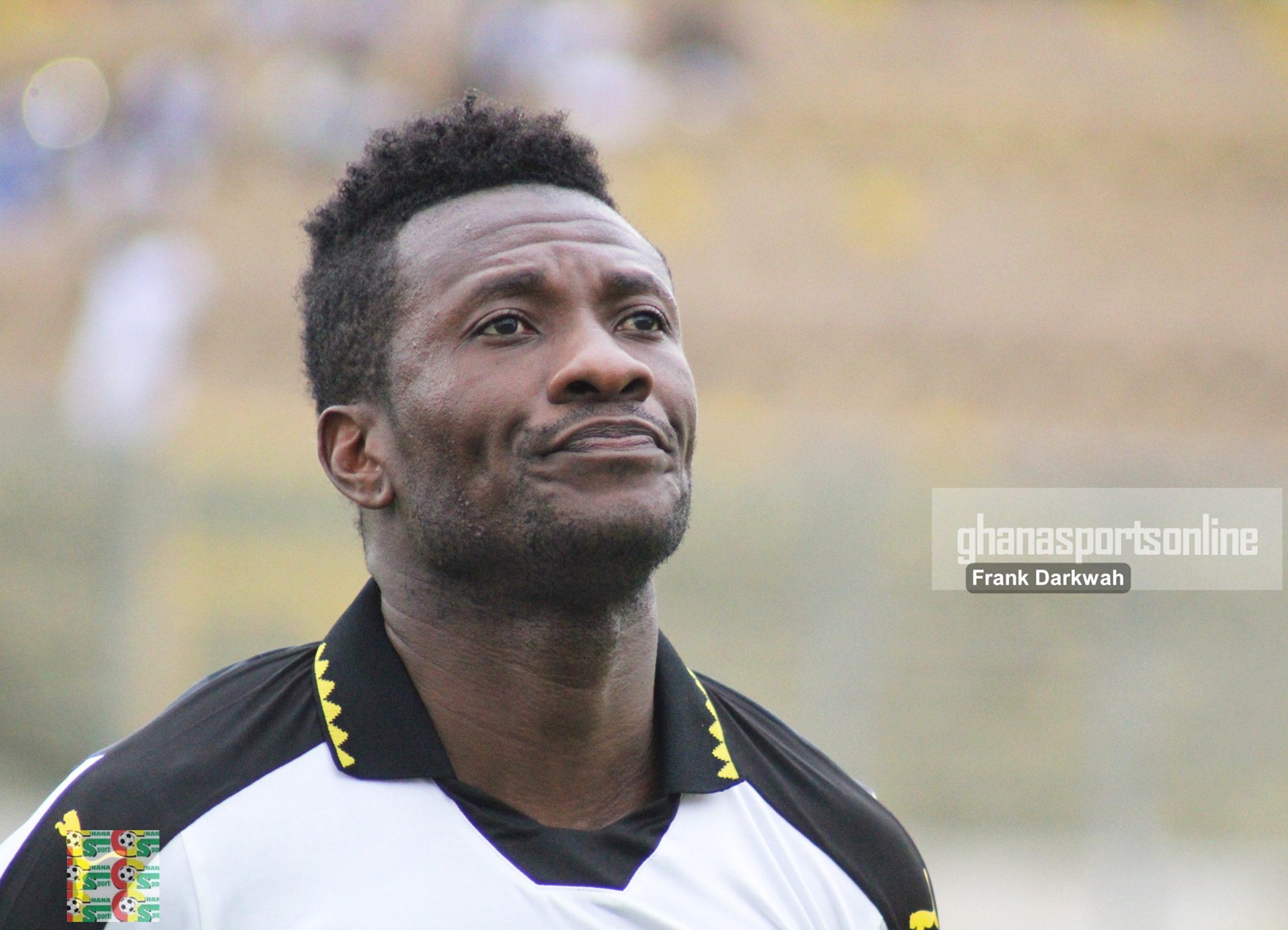Laryea Kingston underlines Gyan's importance to the Black Stars