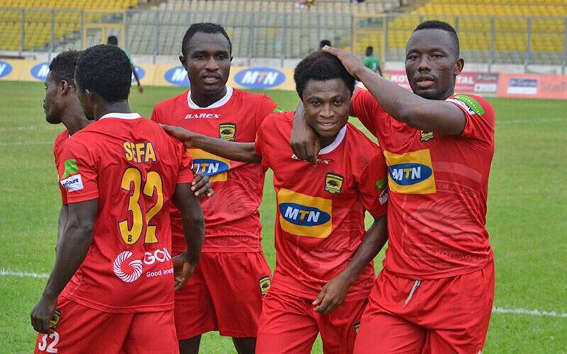 Liberty Professionals 1-1 Asante Kotoko - Porcupines share spoils with Scientific Soccer Lads in Dansoman