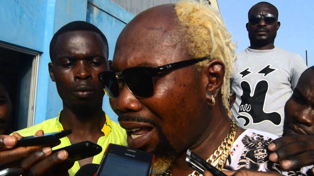 Boxer Ayittey Powers blasts media; rubbishes visa fraud report