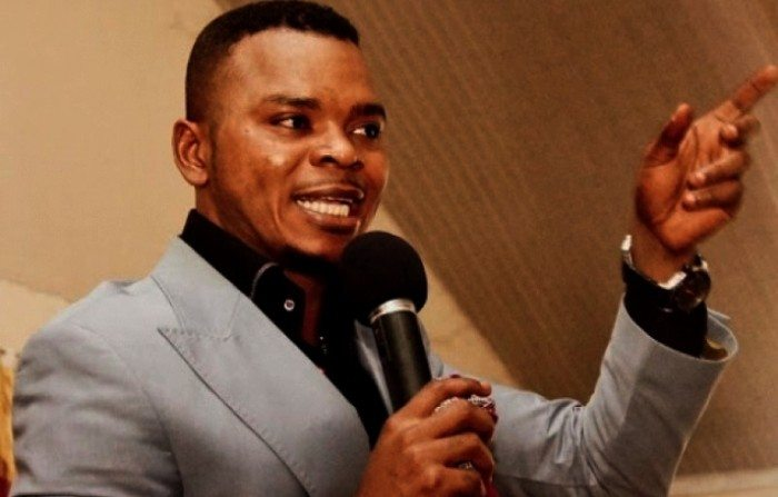 Ghanaian pastor Obinim reveals his heaven visit to clash with Angel Gabriel