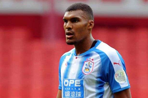 Huddersfield striker Collin Quaner excited about prospects of representing Ghana