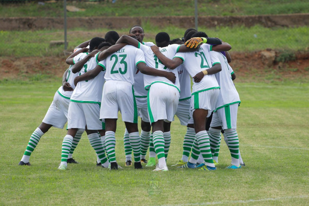 Elmina Sharks 2-2 Ebusua Dwarfs - Yakubu, Nkrumah score as Central Regional derby ends in stalemate