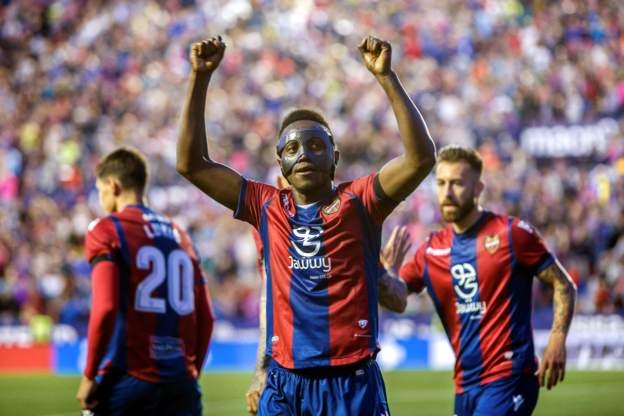 Emmanuel Boateng and UD Levante earn praises from LaLiga expert Guilleme Balague