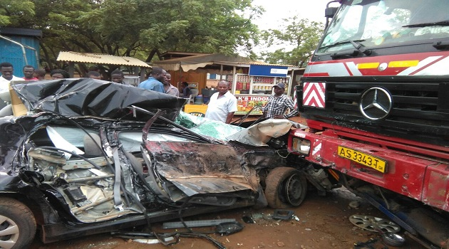 Tragedy as 12 die in gory accident at road that killed Ebony Reigns