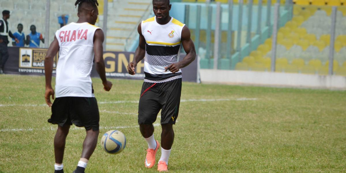 Jonathan Mensah, Harrison Afful reminisce FIFA World Cup debuts for Ghana