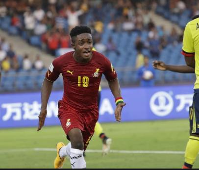 AYC Qualifier: Kudus, Sadiq score as Black Satellites sweep past Algeria