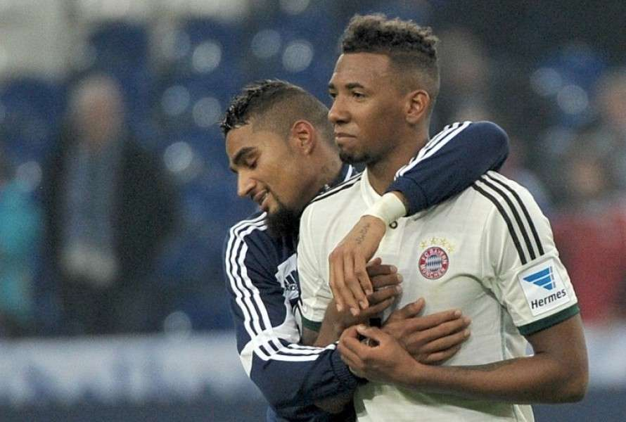 Prince Boateng disappointed over Jerome's absence as Frankfurt engage Bayern Munich in DFB Pokal final