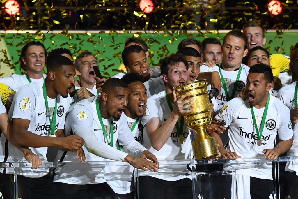 Ghanaian players abroad: Kevin-Prince Boateng leads Frankfurt to glory as Fameyeh strikes blow to BATE dominance