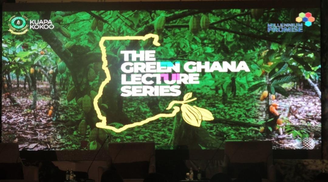 Kuapa Kokoo first Green Ghana lecture series