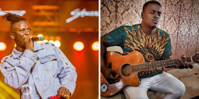 Audio: I'm matured than Stonebwoy and he can't kill me – Kumi Guitar