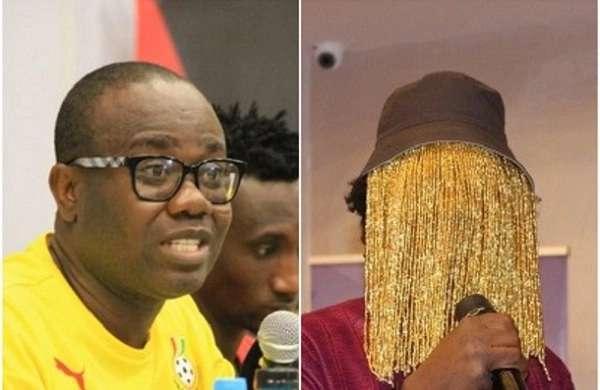 Only Obinim stickers can save you - Jon Benjamin mocks Kwesi Nyantakyi