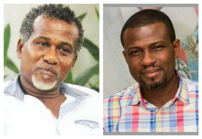 "VIDEO: ""You are musically empty"" - Lucky Mensah jabs Okraku Mantey"