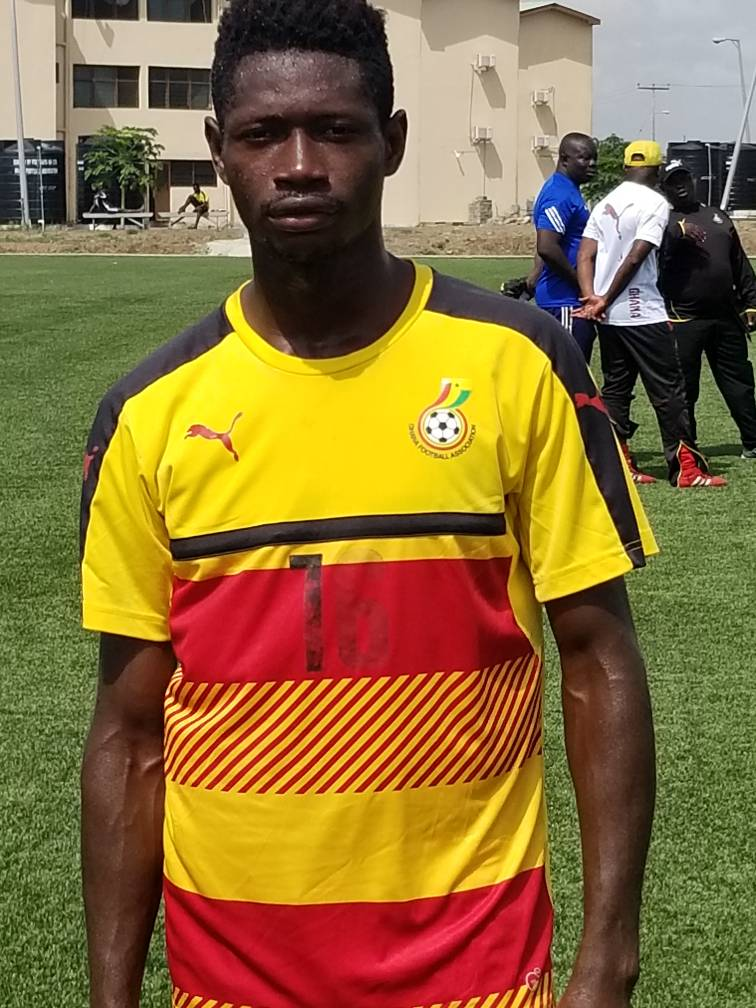 PofMade FC midfielder Michael Zanyoh wishes Black Satellite well despite snub