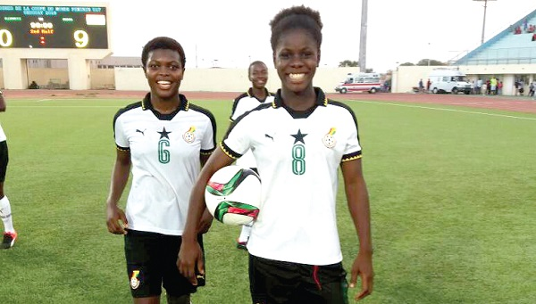 """""""We can't be discouraged by the draw"""" - Black Maidens captain"""