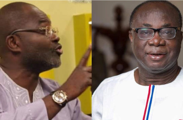 Kennedy Agyapong trashes Freddie Blay's 275 buses promise