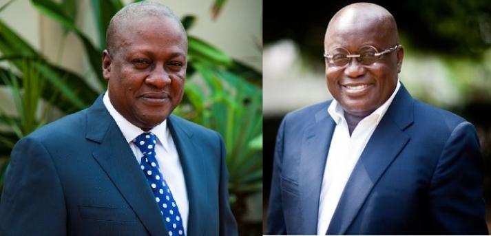 John Mahama attacks president Nana Akufo-Addo again
