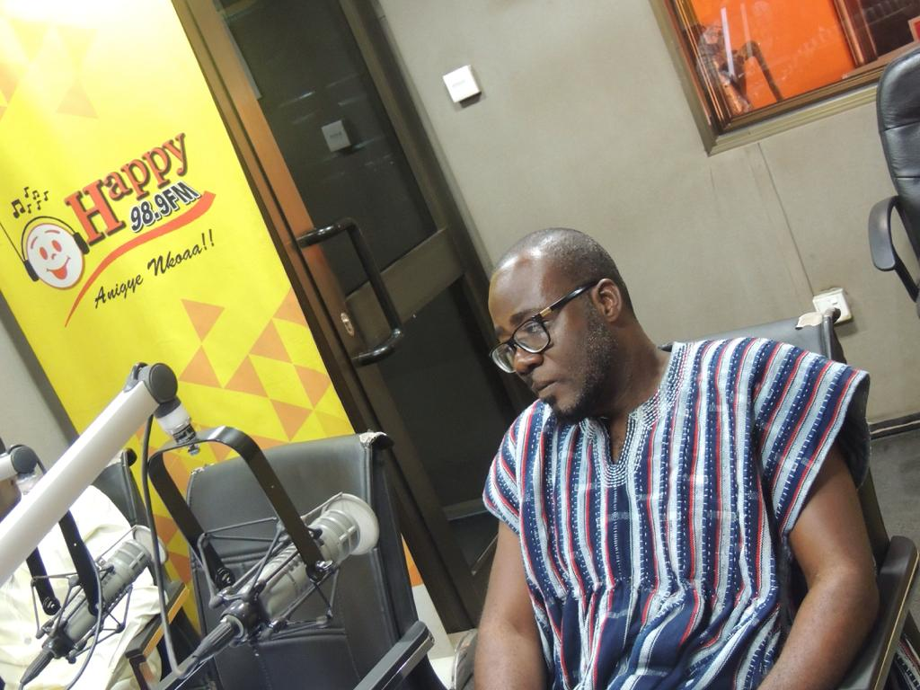 """Nana Addo should swear by JB Danquah's tomb that he's not taken a penny from Nyantakyi"" - Naziru"