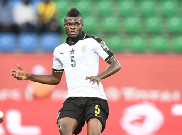 Ghana's Thomas Partey gears up for Japan friendly clash