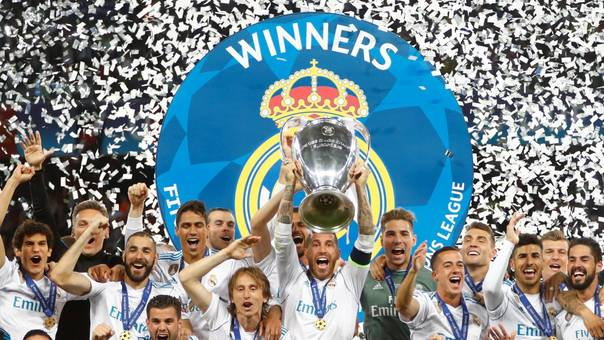 Gareth Bale shines as Real Madrid beat Liverpool to claim 13th UEFA Champions League crown