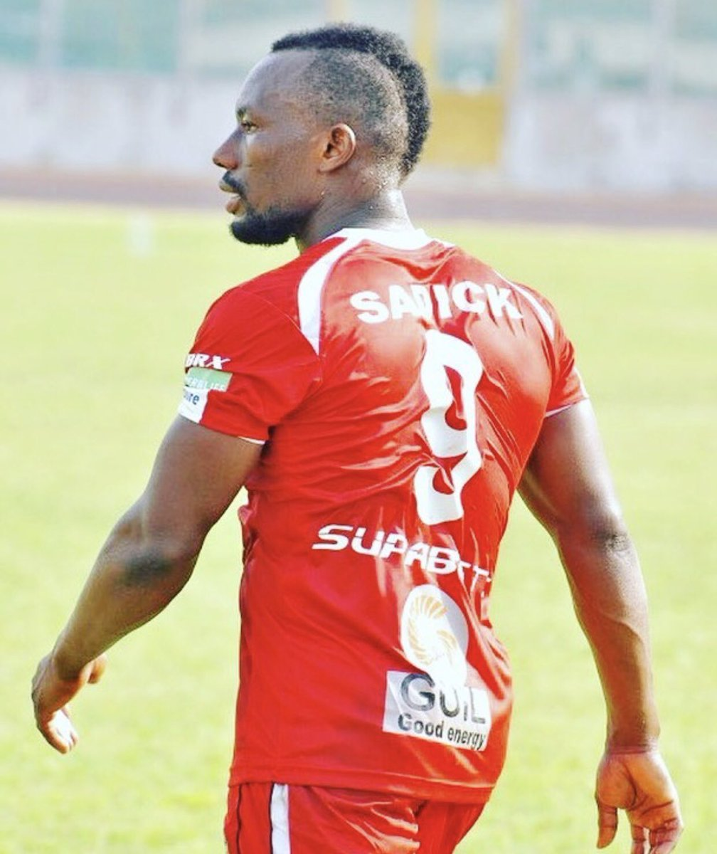 Asante Kotoko confirm Saddick Adams AshantiGold return