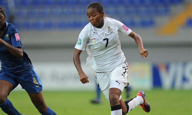 Former Black Maidens forward Sherifatu Sumaila mulls over national team future