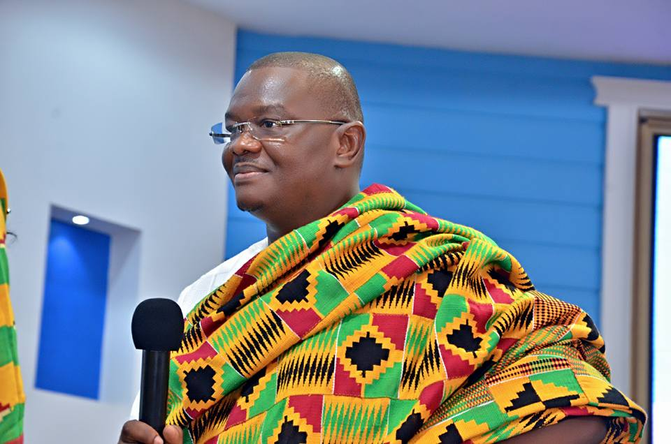 NDC 2020: Mahama was forced to declare his interest in the flag-bearer's position - Sly Mensah