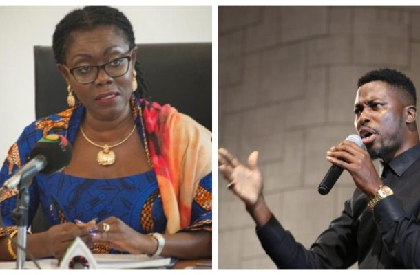 """Any idiot can go to court"" - A Plus fires shot at Ursula Owusu"