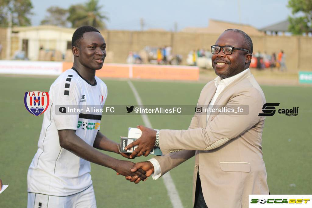 GPL WEEK 12 Match Report: Victorien Adebayor's solitary strike downs sorry Blues