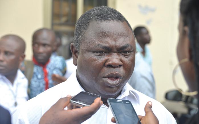 Confusion: Aduana Stars chief Albert Commey rubbishes Yusif Abubakar sack reports