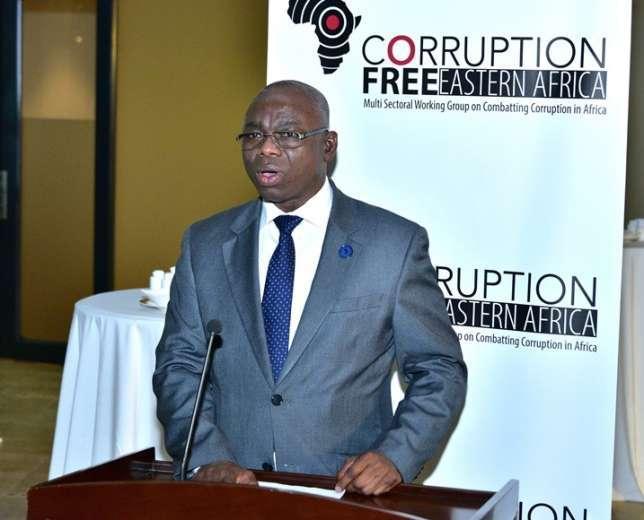 "CORRUPTION: AU chief Batidam resigns, says ""enough is enough"""