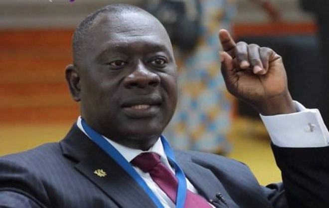 I disbanded a whole team because of I refused to pay bribe - OB Amoah