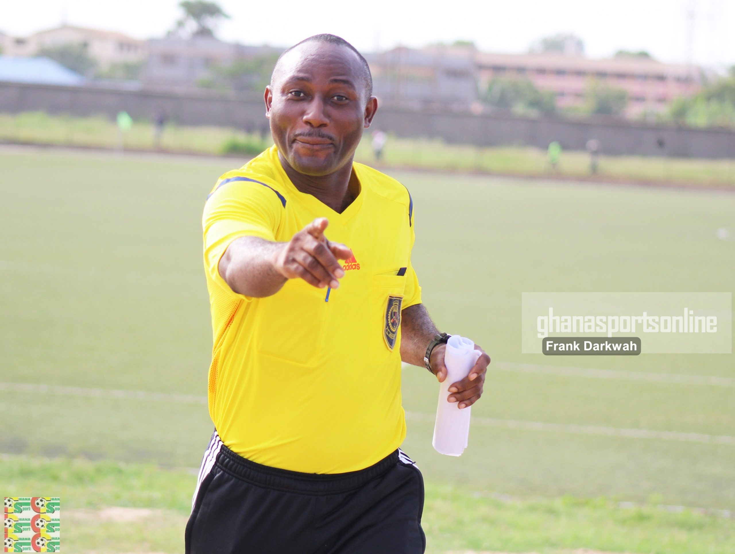 """Referee Sukah should be banned by GES"" - Special Aid to Asante Kotoko CEO declares"