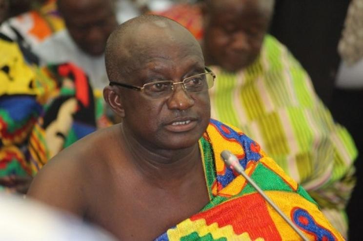 Sell cocaine if Ghana is hard - Ashanti Regional Minister tells Kumasi traders
