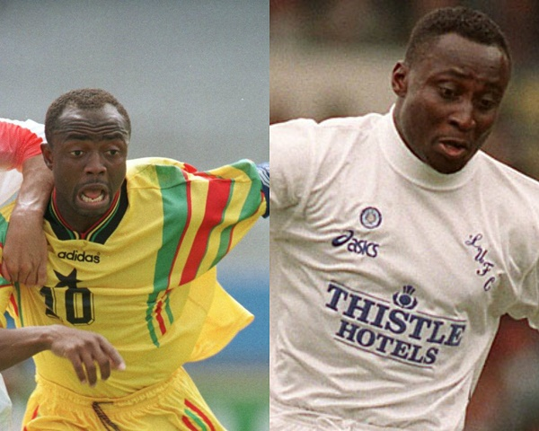 Yeboah, Pele appointed to lead Ghana FA reforms