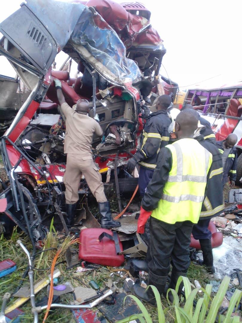 Tipper truck kills three at roadside kenkey joint