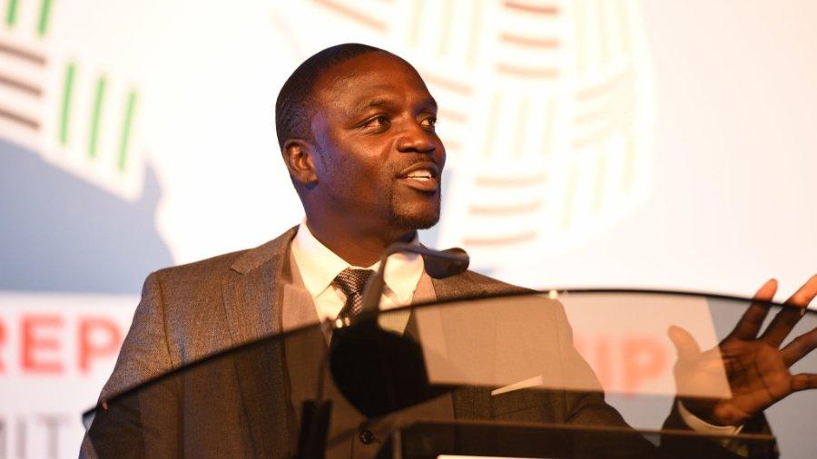 Akon to build 'Real Wakanda' in Senegal