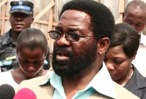 """""""Ghana needs prayers"""" - Oko Vanderpuye"""