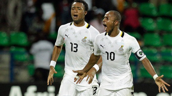 No rift between Andre, Jordan Ayew and Kwesi Appiah - Spokesperson