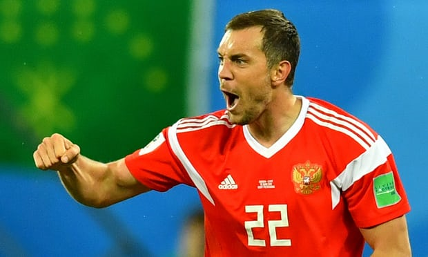 Russia 3-1 Egypt: Artem Dzyuba secures second win for Russia with victory over Egypt