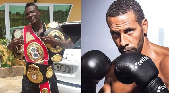 VIDEO: Will Asamoah Gyan succeed where Rio Ferdinand failed in Boxing?