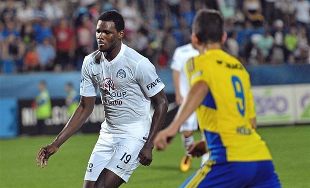 Benjamin Tetteh opens goal scoring account for AC Sparta Prague in pre-season friendly defeat against Trencin FK