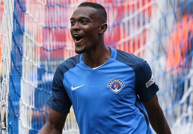 Turkish side Göztepe express interest in Ghana's Bernard Mensah