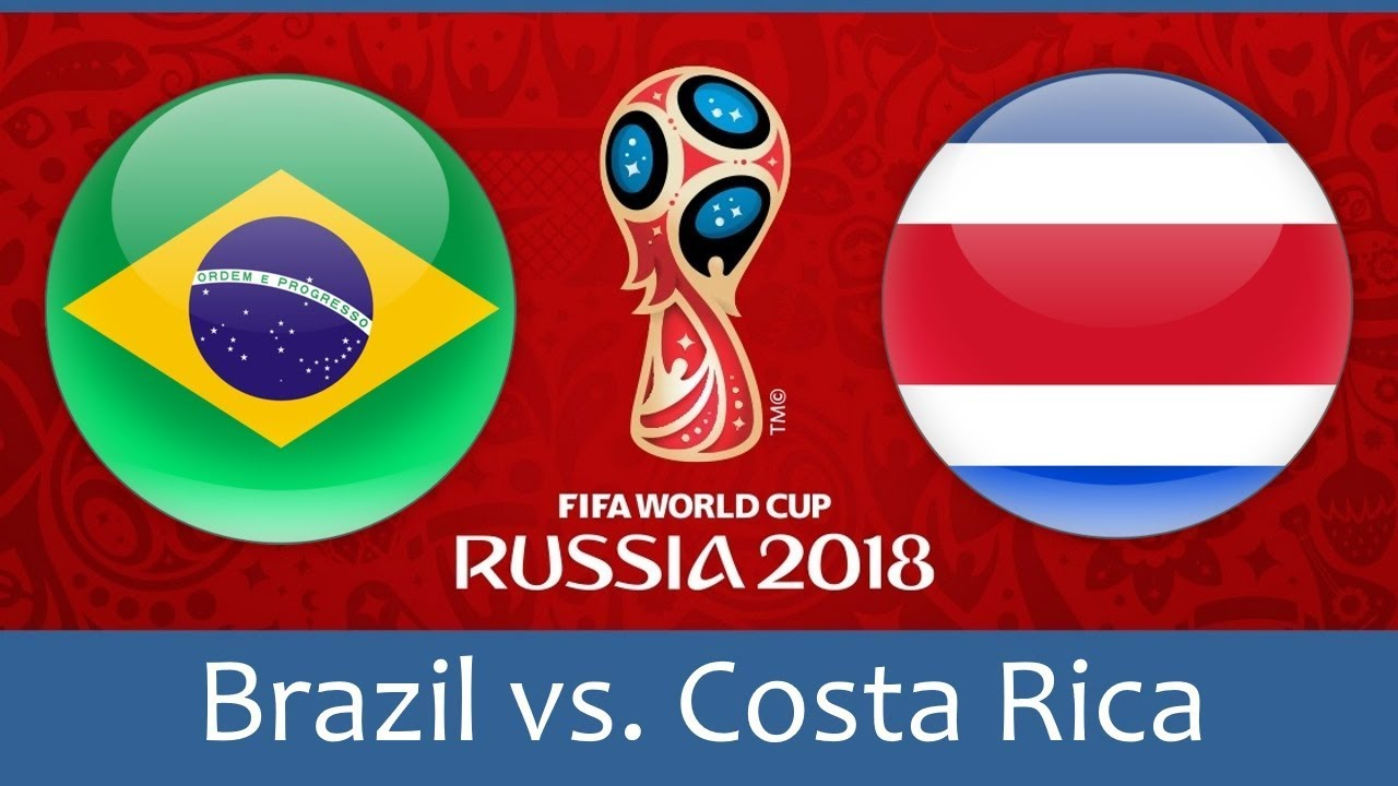 Brazil v Costa Rica preview: Neymar to start World Cup Group E clash