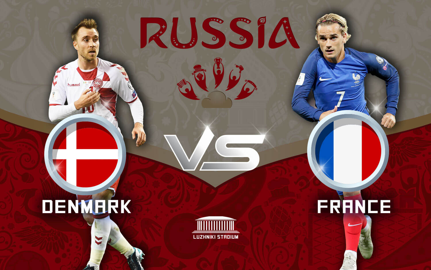 Denmark v France preview: Danes need draw to qualify for last 16