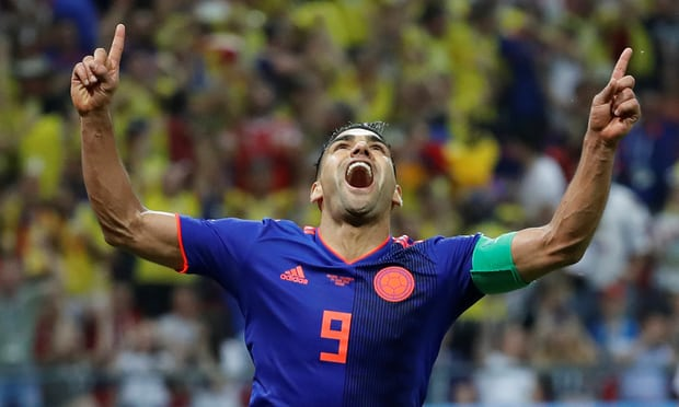 Poland 0-3 Colombia - Colombia's triple hammer blow dumps Poland out of World Cup