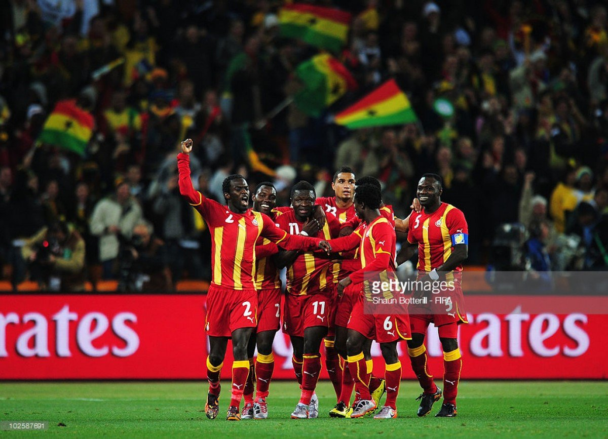 The success of Africa: reminiscence of Ghana's 2010 fortunes