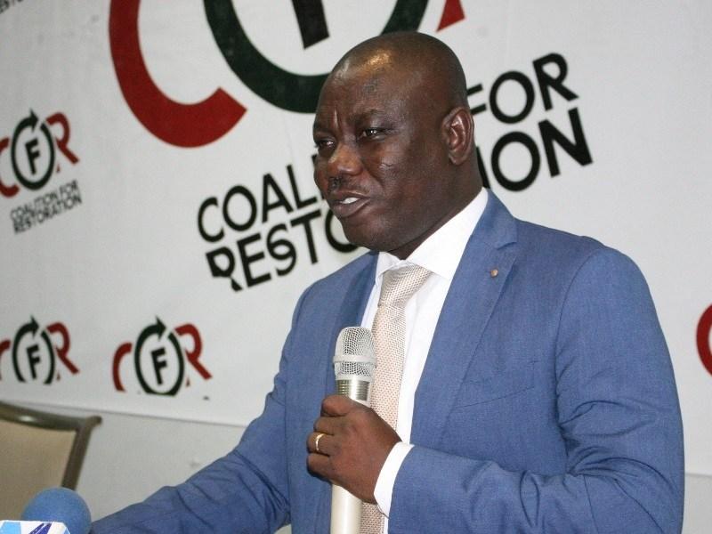 NDC MP Isaac Adongo insists NPP are behind fake Ghana cards